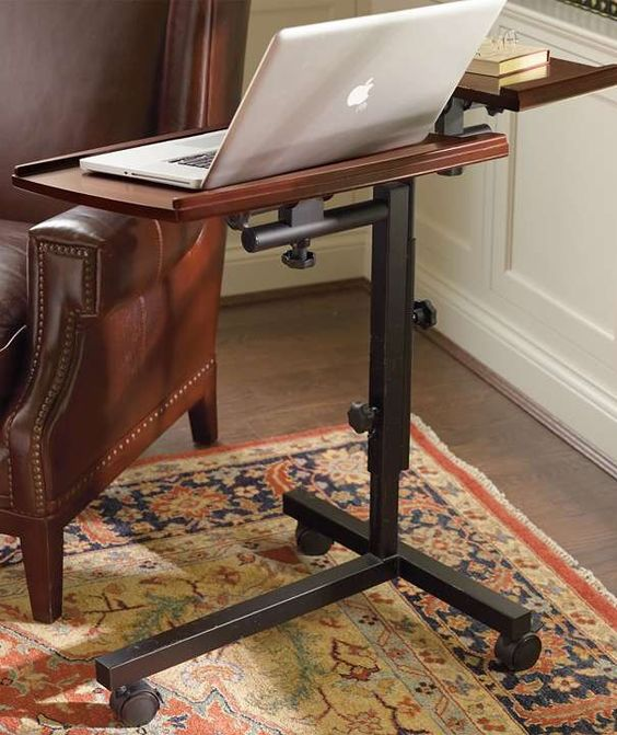 Surf the web of get work down while seated in your favorite chair.