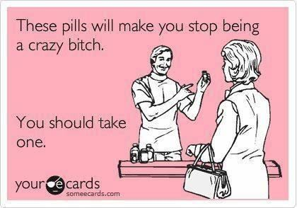 So many people I know need this pill :)