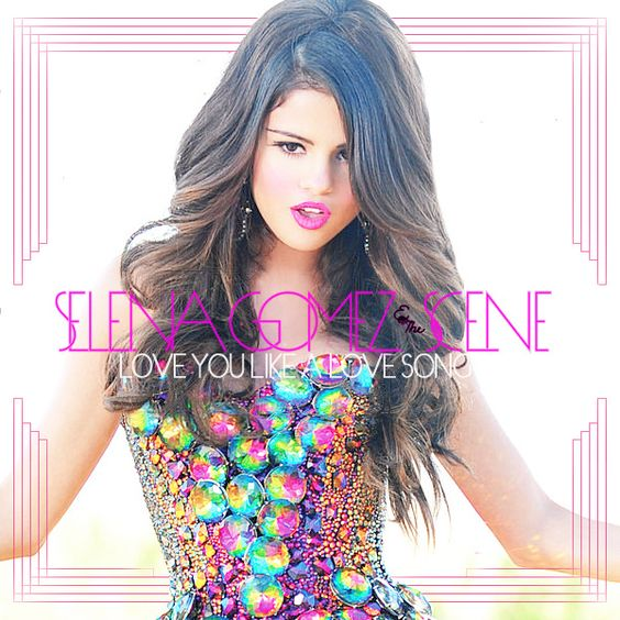 Selena Gomez & the Scene - Love You like a Love Song (studio acapella)