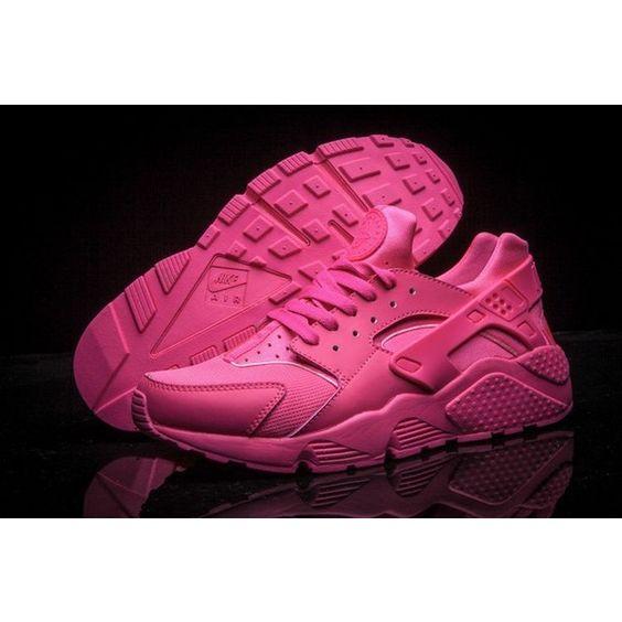 Nike Air Huarache Womens Pink