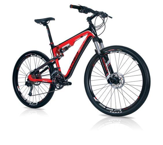 Bicicleta Krbo DXT Bicicleta MTB doble suspensión https://www.facebook.com/KRBObike