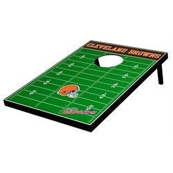Cleveland Browns Cornhole Bean Bag Toss Game