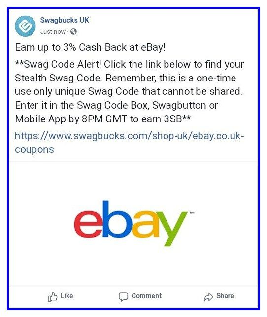 Pin On Swagbucks