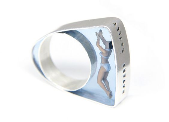 Ring by Helen Noakes #Ring #Helen_Noakes
