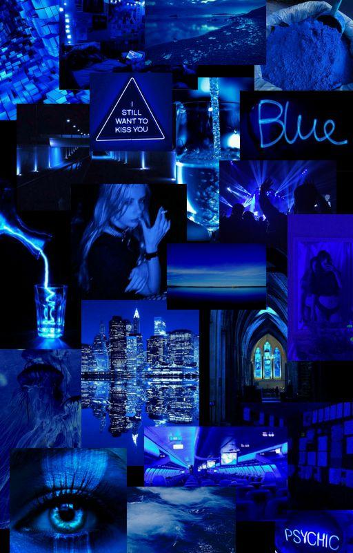 Cute Dark Blue Aesthetic Wallpapers