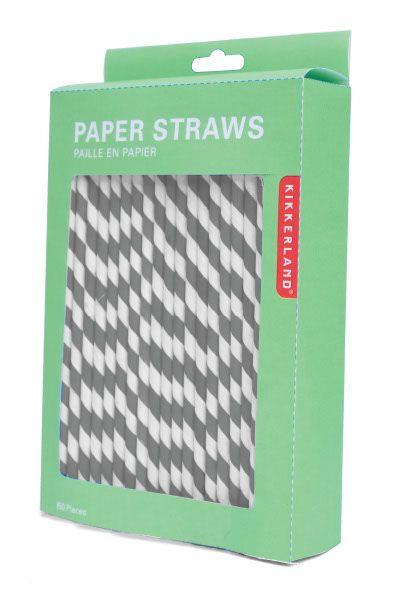 striped straws / $7 for 144.