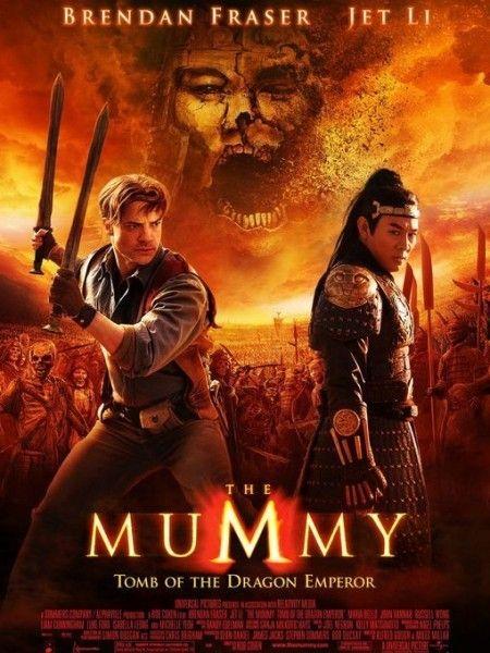 Phim Xác ướp 3: Lăng Mộ Tần Vương