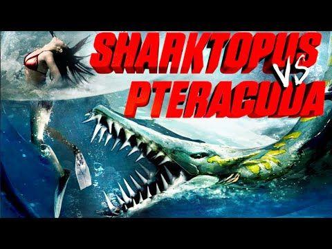 Sharktopus Vs Pteracuda Film Complet En Francais Monstres Requin Nanar Youtube Film Complet En Francais Films Complets Film