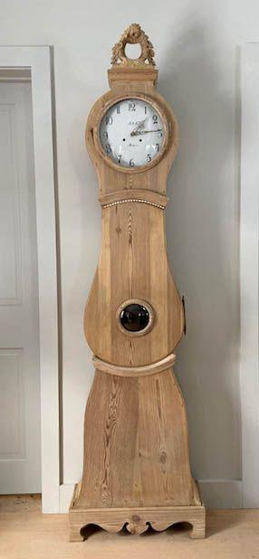 Antique Swedish And Danish Clocks In 2020 Gustavian Decor Clock Family Room Remodel