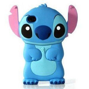 I want this Stich Iphone case so bad!!