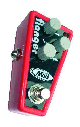 ModTone Guitar Effects Mini Mod Series MTM-FL Mini Flanger Bass Flanger Effect Pedal by ModTone Guitar Effects. $35.66. Save 55%!