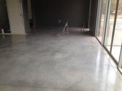 Sol b ton quartz liss cir sols pinterest photos et - Loft beton cire leroy merlin ...