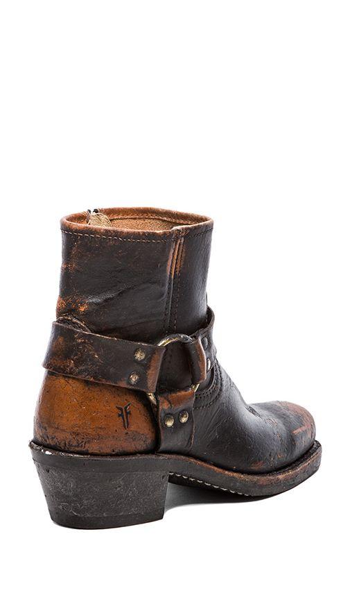 Frye Harness 6 Boot en Whiskey