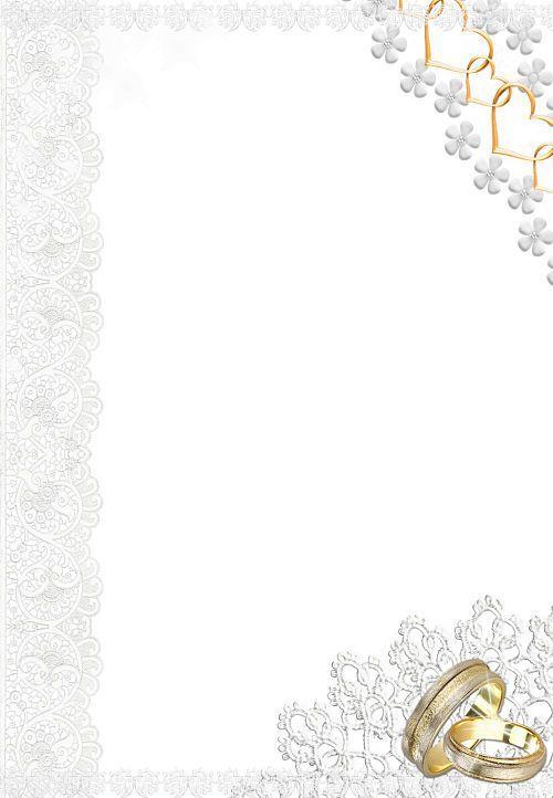 Weddings Discover Modelo Convite De Casamento Convite De Casamento Editavel Molduras Para Convites De Casamento