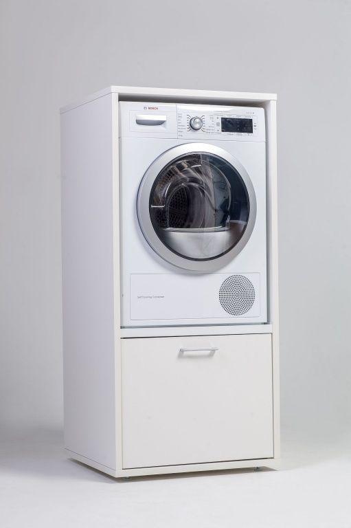 Meuble Lave Linge Seche Linge Wash Meuble Machine A Laver