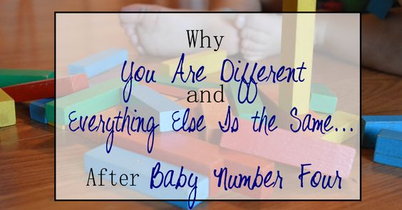 Unremarkable Files: Why You Are Different and Everything Else Is the Same After Baby #4
