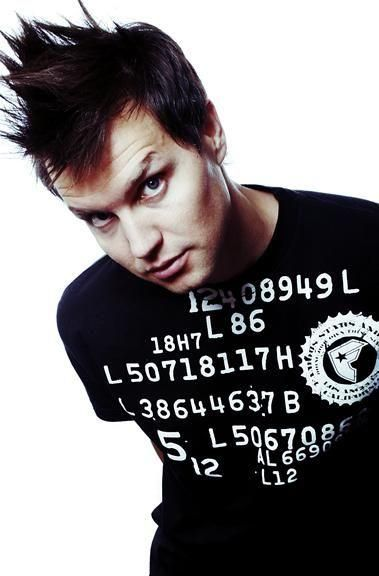 Mark Hoppus <3