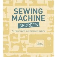Sewing Machine Secrets Sale $14.97 #SidewalkSale end June 23, 2013