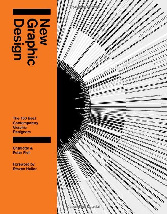 New Graphic Design: The 100 Best Contemporary Graphic Designers: Amazon.co.uk: Charlotte Fiell, Peter Fiell: Books