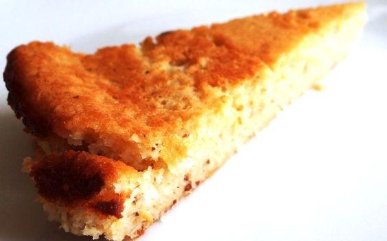 Protein Vanille Kuchen mit Marzipan Note - Low Carb Rezepte - Kohlenhydratreduziert mit Vielfalt und Genuss