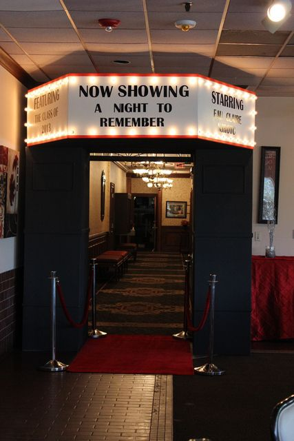 """Photo 3 of 5: Movie Awards / Military Ball """"A Night to Remember"""" 