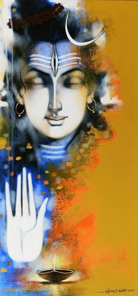 Pin By Cunning Fox On Shiva Neo Art Shiva Art Shiva Photos
