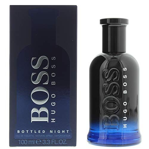 Boss Bottled Night Is Destined To Become The Secret Weapon In The Boss Man S Armoury Of Seduction Instilling Hugo Boss Aftershave Hugo Boss Fragrance Perfume