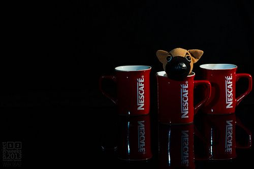 gosto de açucar no meu café | i like suggar in my coffe - week 06/52