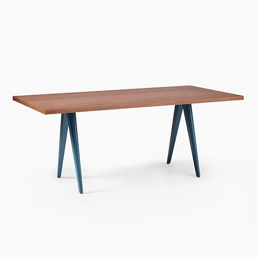 Hoyt Splayed Dining Table In 2020 Dining Table Round Marble