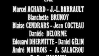 Traité de Bave et d'Éternité - Isidore Isou, via YouTube.