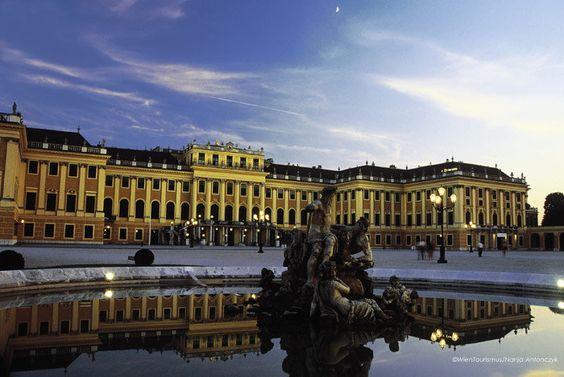 Shoenbrunn - Wien