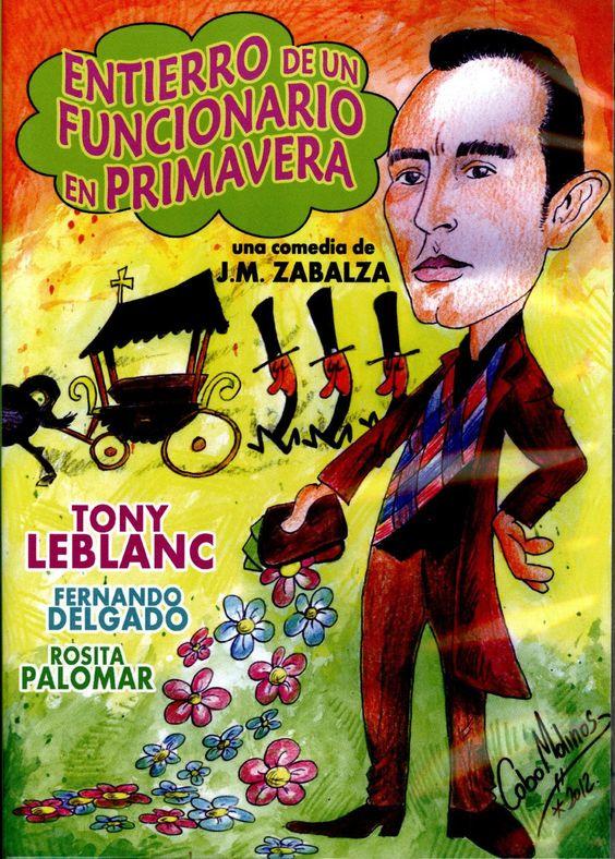 Lupiciano Murga, miembro del ilustre cuerpo de funcionarios, fallece durante un soleado día de primavera. En el velatorio, que tiene lugar en su propia casa, se darán cita multitud de personajes de las más diversas escalas sociales. Divertida película protagonizada por Tony Leblanc y citada por Berlanga como uno de los orígenes de la comedia negra en España.