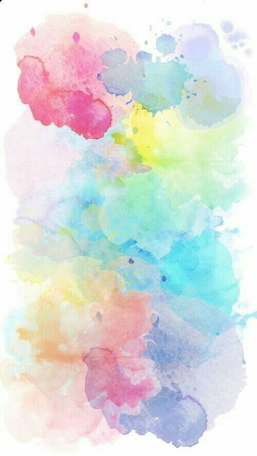Idea By Handmade With Love0911 On Wallpapers Watercolor