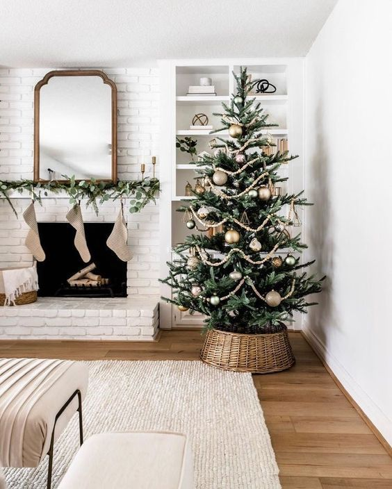 Natron Als Effektives Mittel Gegen Blattlause Und Pflanzenpilze Minimalist Christmas Decor Holiday Decor Simple Christmas
