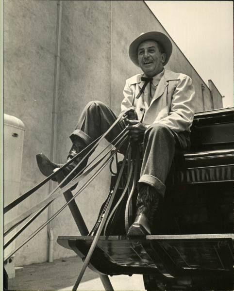 Walt Disney Story -Mr John Ott In Chicago  Date taken:1953  Photographer:Alfred Eisenstaedt