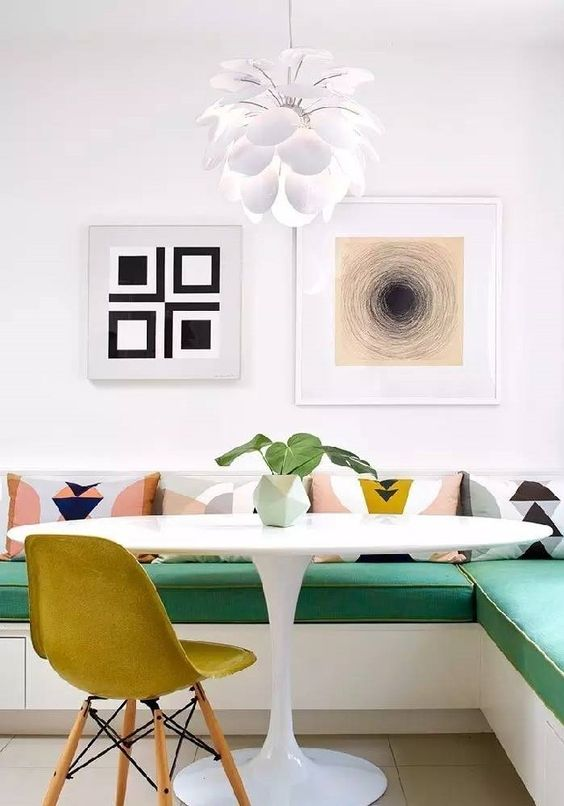 How to Create the Perfect Mid-Century Modern Home | Get more Contemporary Lighting Ideas at http://contemporarylighting.eu