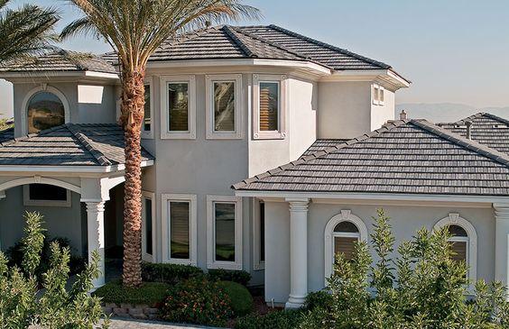 Flat Concrete Roof Tiles |