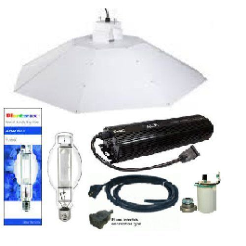 Ace Plantmax 1000 Watt Metal Halide Bulb Parabolic Chrome Reflector 4 Ft Complete Kit Visit The Image Link More Details T With Images Grow Lamps Lamp Cord Indoor Garden