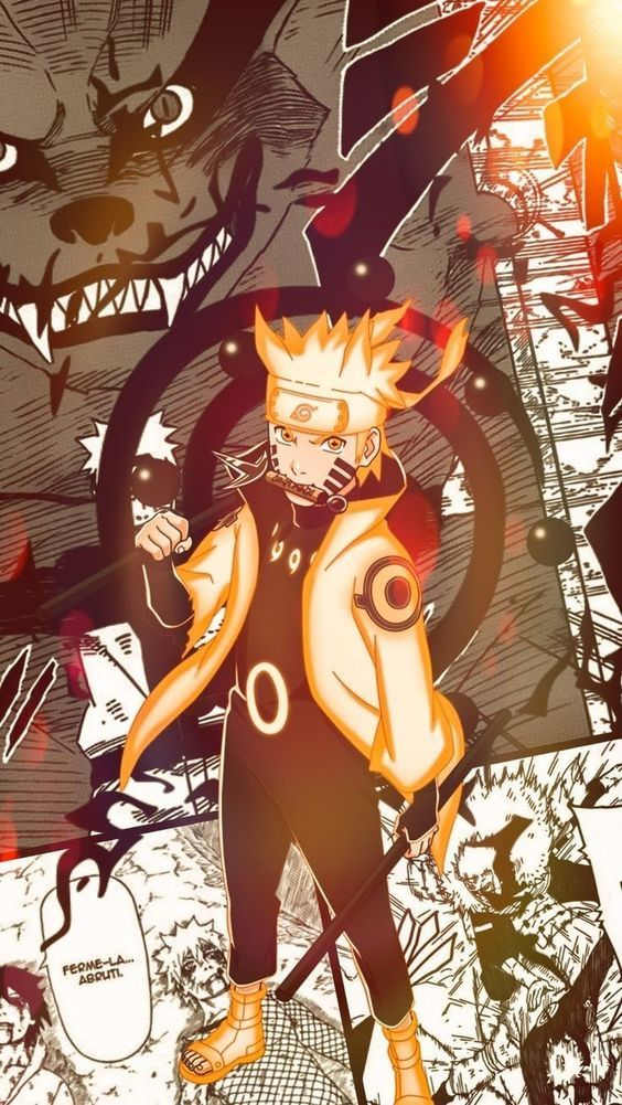 10 Things You Didn T Know About Naruto Uzumaki Naruto Uzumaki Art Naruto Shippuden Anime Naruto Shuppuden Collection of naruto hd wallpapers