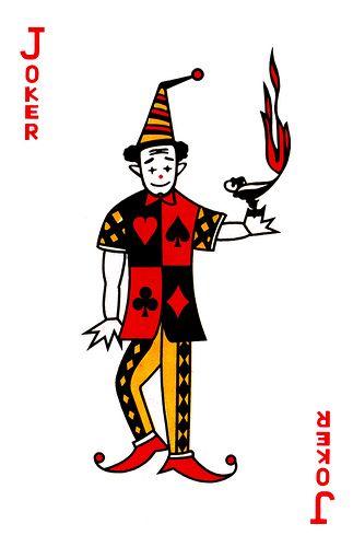 Magic Lamp Joker