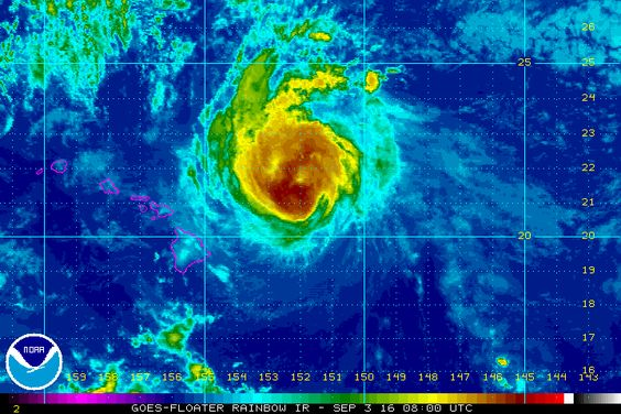 Oahu, Maui County under Hurricane Watch as Cat 2 Lester nears is - Hawaii News Now - KGMB and KHNL