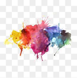 Flor De Tinta Vector De Flor Tinta De Color Flor Png Y Psd Para Descargar Gratis Pngtree Imagenes Png Sin Fondo Imagenes Png Imagenes De Fondo