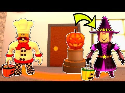 Roblox Best Costume Challenge Trick Or Treat Simulator