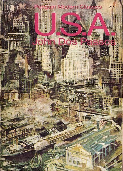 John Dos Passos / Amerikan Üçlemesi