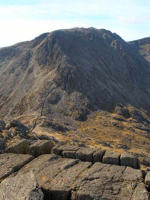 Glyder Fach (via Bristly Ridge), Wales - Spring 2012