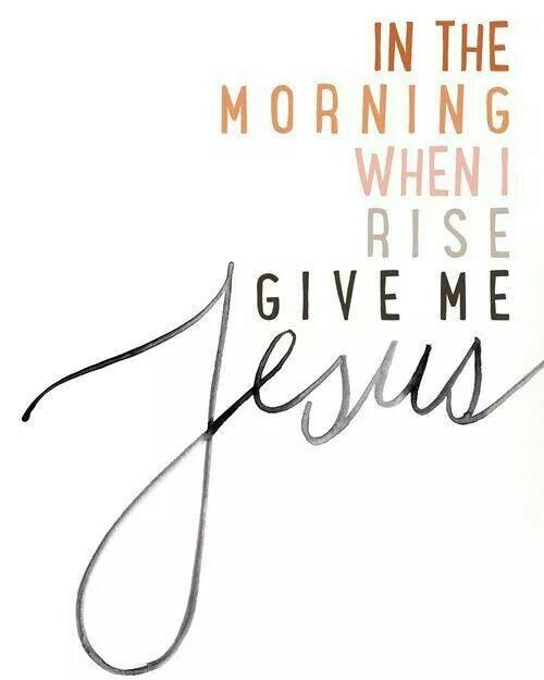 If you have Jesus you have everything!