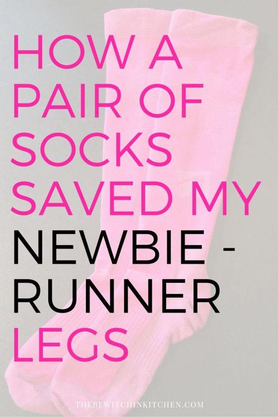 How a pair of ACEL compression socks saved my newbie runner legs. New runner tips - try these socks.