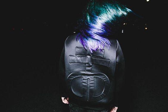 http://www.impericon.com/en/drop-dead.html  rainbow hair and neoprene. New stuff from drop dead in stock!!! Nomad- Oli Sykes finest.