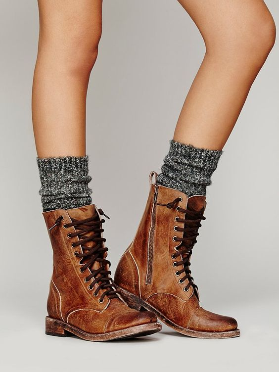FREEBIRD by Steven Fletch Lace Up Boot at Free People Clothing Boutique