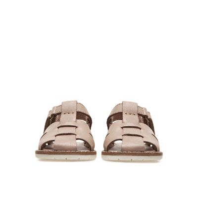 Image 4 of Soft leather sandal from Zara